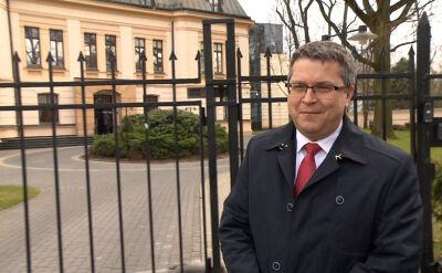 Jarosław Dudzicz wydał oświadczenie w sprawie antysemickich wpisów