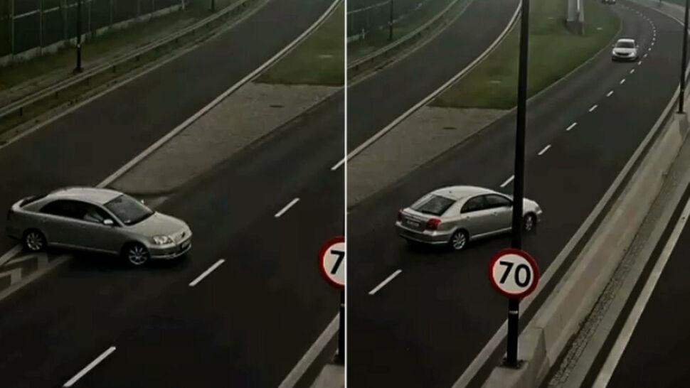 Policja coraz chętniej sięga po nagrania z kamer, by łapać piratów drogowych