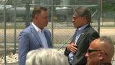Andrzej Duda z wizytą w USA. Prezydent spotkał się z sekretarzem energii Rickiem Perry'm