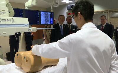 Polska będzie współpracować ze szpitalem w USA. Skorzystają pacjenci