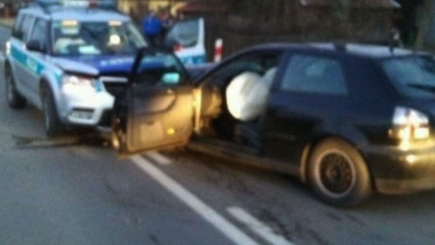 Pijany 34-latek uciekał przed policją. W samochodzie było 11-letnie dziecko