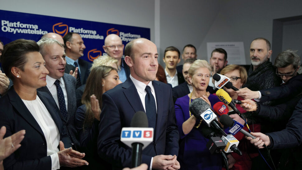 Borys Budka nowym szefem PO. Miażdżąca przewaga w wyborach