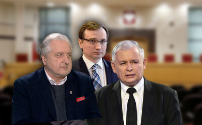 Ziobro chce zbadania wyboru sędziów, Kaczyński twierdzi, że to niemożliwe