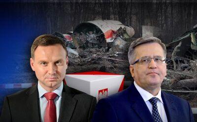08.04.2015 | Kandydaci na prezydenta o nowych smoleńskich stenogramach wolą milczeć
