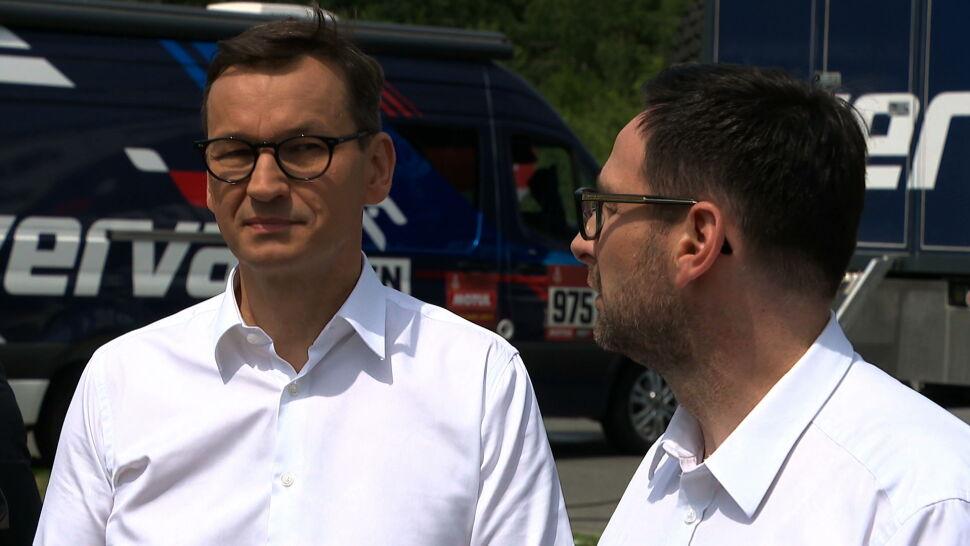 Premier o ustawie anty-TVN: jak ktoś ma czyste sumienie, nie powinien się niczego bać