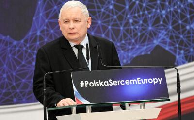 Weekend konwencji. Kaczyński o wolności, Schetyna o podwyżkach, Kosiniak-Kamysz o zmianie konstytucji