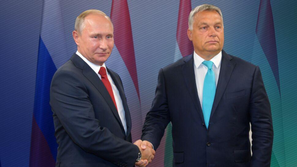 """""""Zaczynają dojrzewać owoce"""". Szef MSZ  Węgier zachwycony po spotkaniu Orban-Putin"""