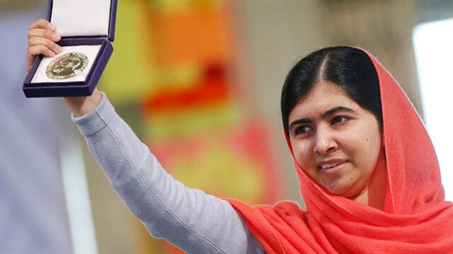 10.12.2014 | Laureaci Pokojowego Nobla odebrali nagrody