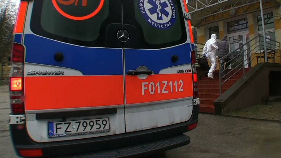 Nowe przypadki zakażenia SARS-CoV-2 w Polsce