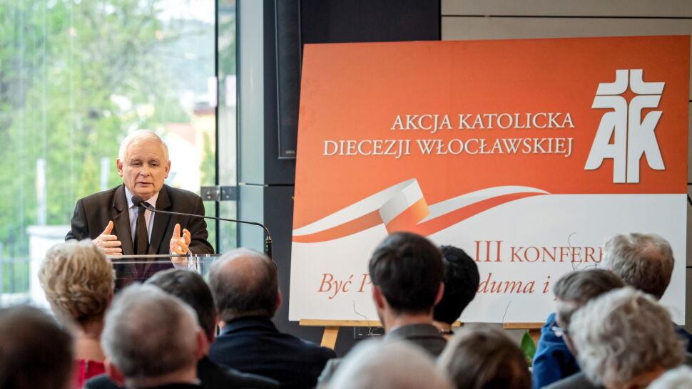Kaczyński o LGBT: to nie są mechanizmy wewnątrzpolskie