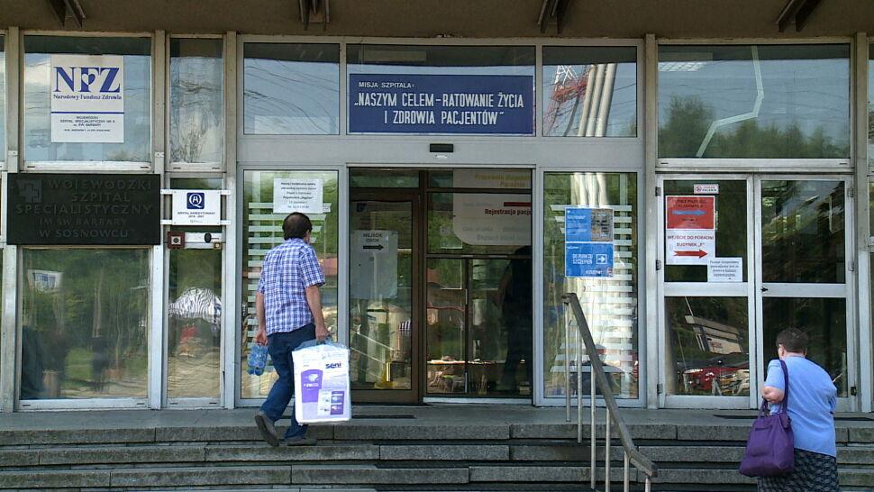 Ministerstwo Zdrowia rozważa wprowadzenie wytycznych dotyczących odwiedzin w szpitalach