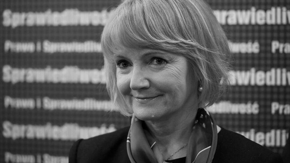 Jolanta Szczypińska nie żyje. Posłanka PiS miała 61 lat