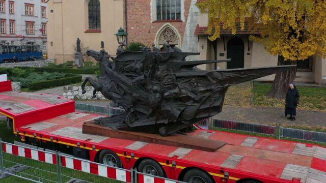 """Miał stanąć w Wiedniu, ale """"budzi lęk i nie pasuje"""". Pomnik Sobieskiego ruszy w Polskę"""