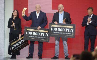 """Adam Pieczyński, Paweł Reszka i Bianka Mikołajewska """"Dziennikarzami Dekady"""""""