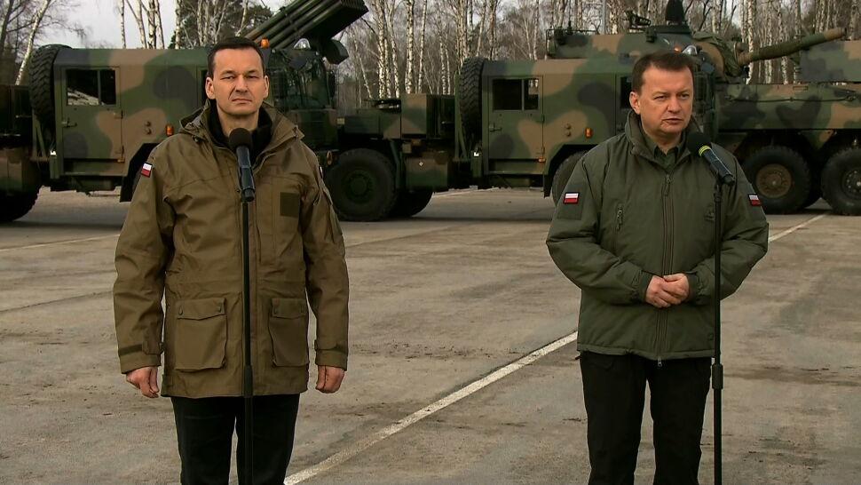 """""""Sprzęt wypełnia luki w obronności"""". MON kupuje wyrzutnie rakiet dalekiego zasięgu"""