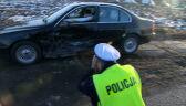 Kolizja rządowego samochodu. Kierowca SOP ukarany mandatem