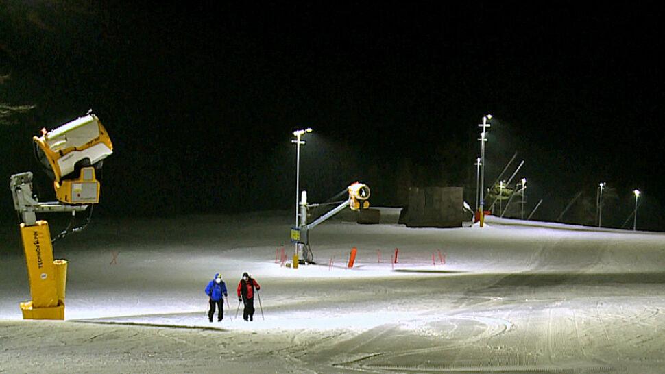 Plaga nocnych narciarzy w polskich górach. Może skończyć się tragicznie