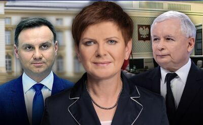 06.06 | Beata Szydło premierem? Komentatorzy: to kierowanie z tylnego siedzenia