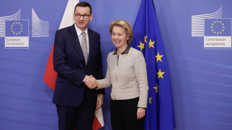Morawiecki z wizytą w Brukseli. Czy kwestia praworządności odbije się na budżecie dla Polski?