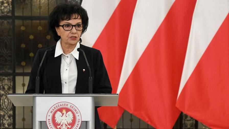 Marszałek Sejmu ogłosiła datę wyborów prezydenckich