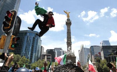 Ryk zwycięstwa w Meksyku spowodował trzęsienie ziemi