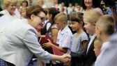 """Minister Zalewska podsumowuje reformę edukacji. """"Uśmiechać będę się dalej"""""""