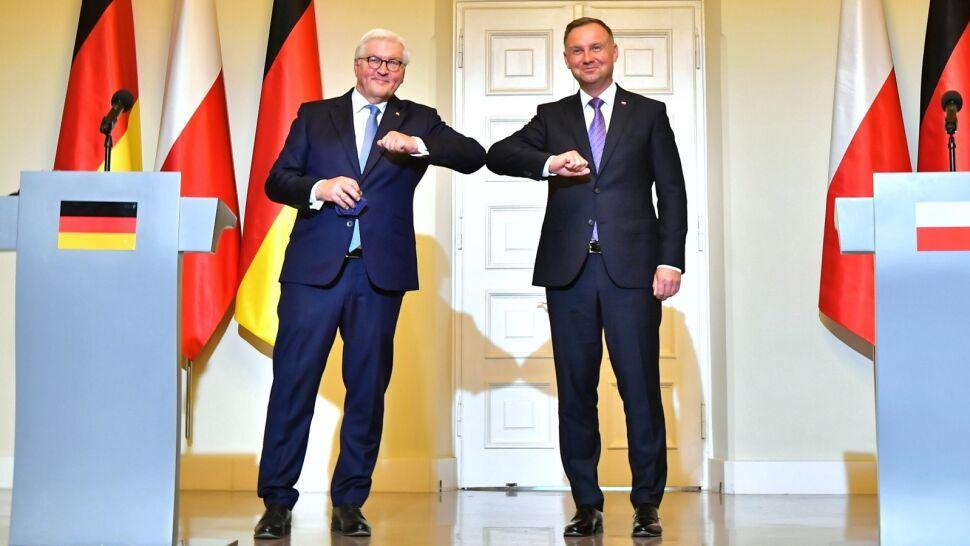 """""""Sąsiedztwo niemiecko-polskie jest jednym z wielkich sukcesów w historii Europy ostatnich lat"""""""