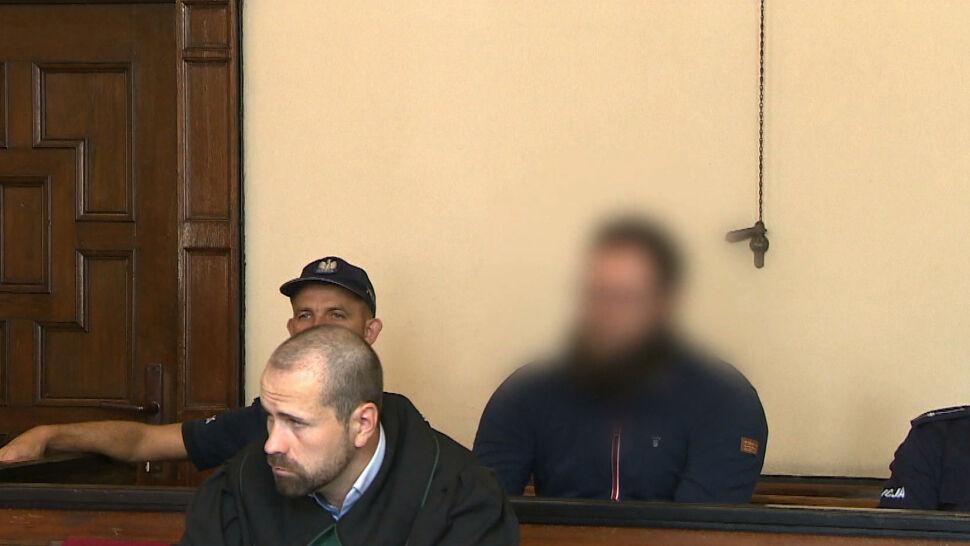 Ochroniarz skazany za kłamstwo w sprawie śmierci Pawła Adamowicza