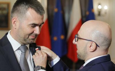 """Żartował z Tuska, """"lustrował"""" dziennikarzy. Nowy rzecznik prezydenta """"niczego nie żałuje"""""""