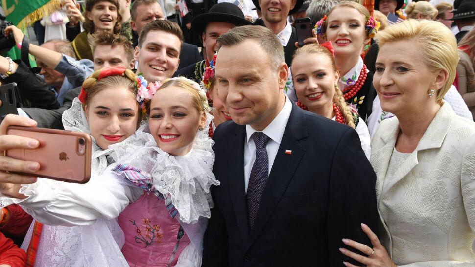 """Prezydent dziękował Polonii. """"Także dzięki Wam Polska jest niepodległa i suwerenna"""""""