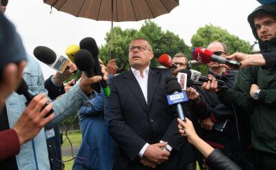Były komendant główny policji Zbigniew Maj broni się przed zarzutami