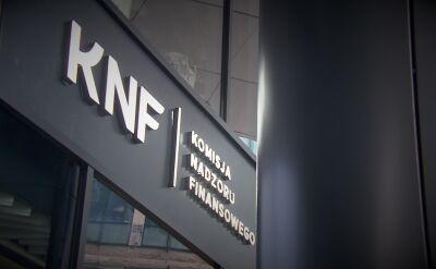 Spór o aferę wokół KNF