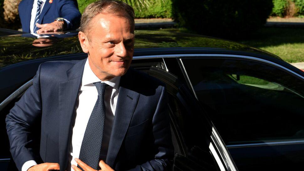 Poseł PO: Tusk ma ogromne szanse być prezydentem. Były premier unika jednak jasnych deklaracji