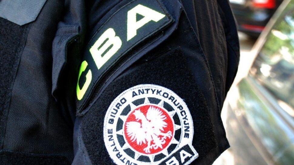 Kluczowy agent CBA skazany za korupcję