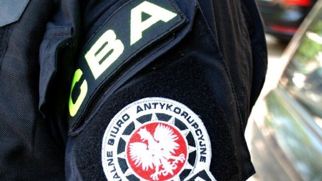 Były policjant i właściciel firmy ochroniarskiej w rękach CBA
