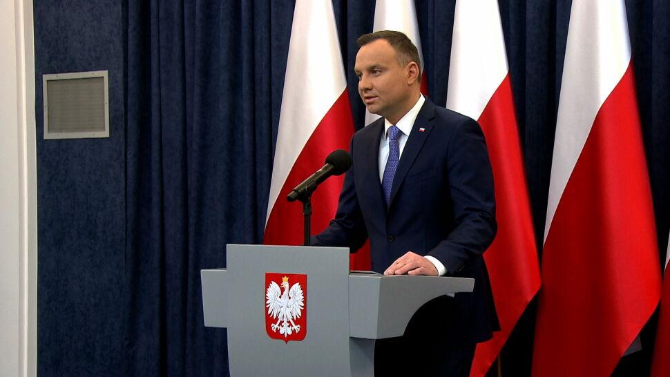 Prezydent wetuje ustawę degradacyjną. Były szef MON: to cofnięcie przemian w Polsce