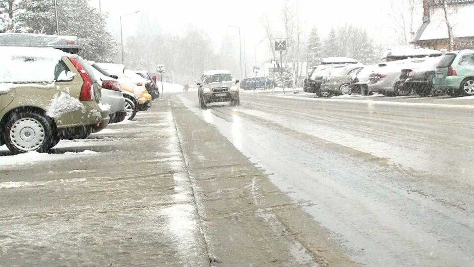 Deszcz, śnieg i wiatr nad Polską. Wkrótce ma być jednak lepsza pogoda