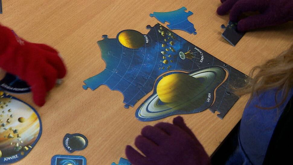 Kosmiczna szkoła i kosmiczny program