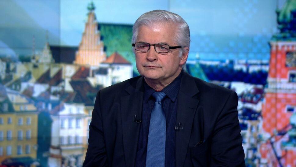 Cimoszewicz: Polska powinna wejść do strefy euro