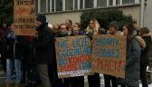 Pracownicy prokuratur dołączają do pracowników sądów. Rozpoczęli protest