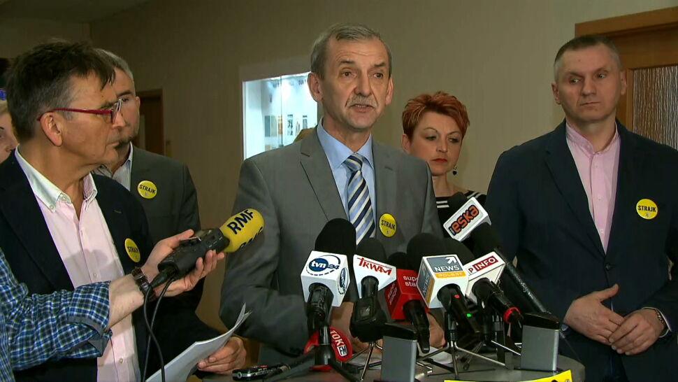 Premier liczy na porozumienie, ZNP na spotkanie. Co dalej ze strajkiem nauczycieli?