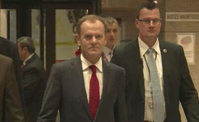Donald Tusk objął stanowisko szefa Rady Europejskiej