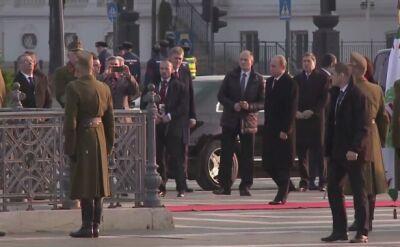 17.02 | Władimir Putin z wizytą na Węgrzech