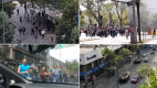 Zamieszki po podwyżce cen biletów w Chile