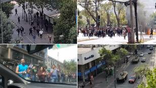 Zamieszki w Chile po podwyżce cen biletów
