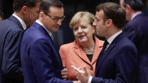 Szczyt w sprawie klimatu w Brukseli.