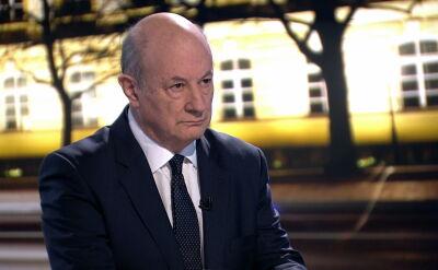 """Jacek Rostowski w """"Faktach po Faktach"""". Cała rozmowa"""