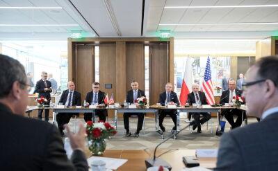 Prezydent: chcemy być silnym hubem dostaw gazu do Europy