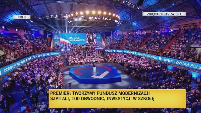 Premier Mateusz Morawiecki o płacy minimalnej i sile nabywczej pieniądza