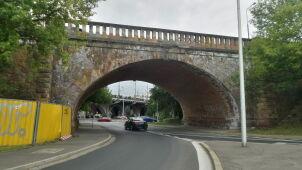 Łączy most Poniatowskiego z Wisłostradą. Stuletni wiadukt do remontu